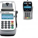 FD100 With EMV / NFC Pin Pad